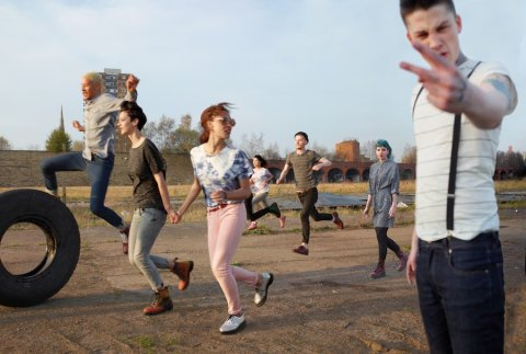 Boty Dr. Martens - Individual Style, United Spirit